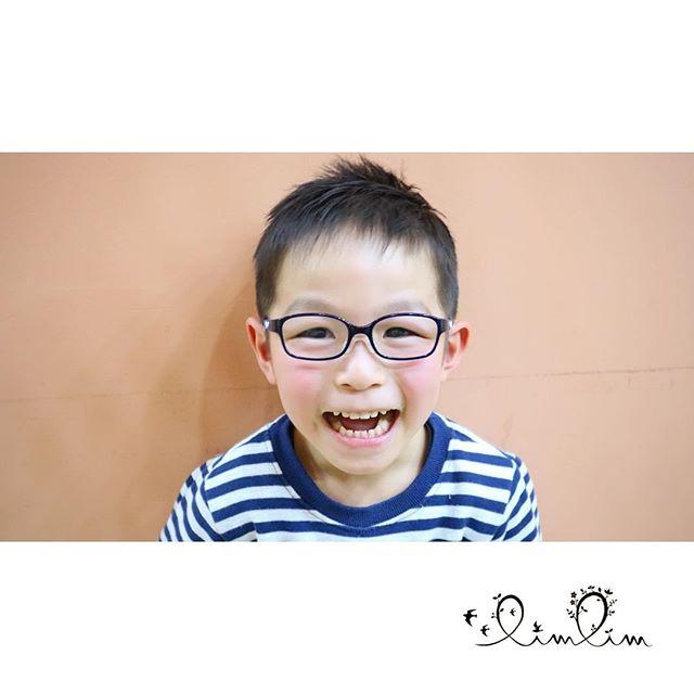 .リムリムにはたくさんのお子様がいらっしゃり、場を笑顔にしてくれます.大切なお子様のカットを任せて頂けることは本当に嬉しい事です♡.