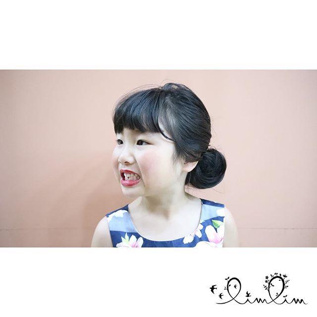 笑顔がキュート♡・お子様のセットもリムリムにお任せください️・後ろはこんな感じです?♀️(スワイプしてね)